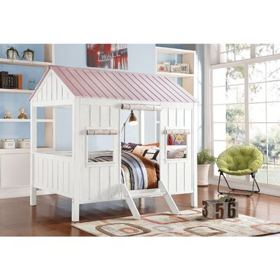 Spring Cottage Full Bunk Bed