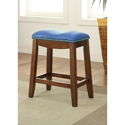 Delta 24 Bar Stool Upholstery Color: Upholstery