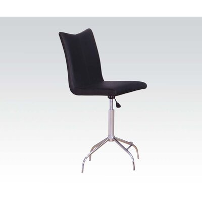 Vindex Adjustable Height Swivel Bar Stool