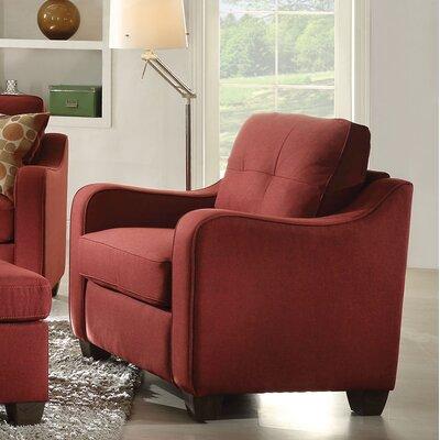 Cleavon II Linen Armchair