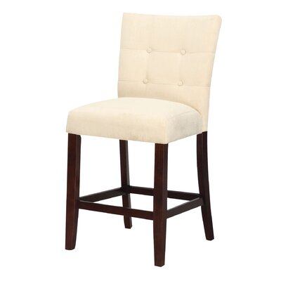 Baldwin Bar Stool Upholstery Color: Upholstery