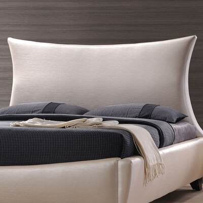 Galton Upholstered Panel Headboard Size: Queen