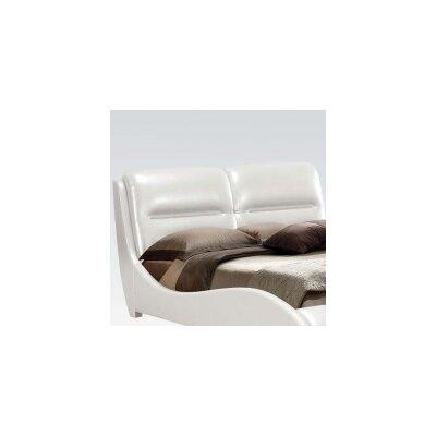 Romney Queen Upholstered Sleigh Headboard