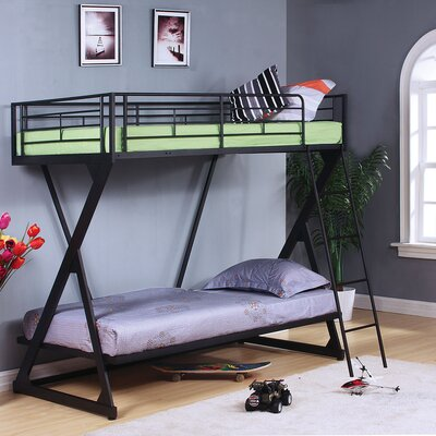 Zazie Twin over Twin Bunk Bed