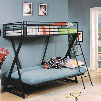 Zazie Futon Bunk Bed
