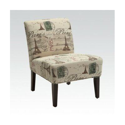 Reece Fabric Slipper Chair