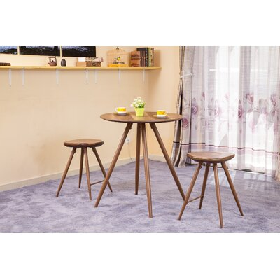 Ainslee 3 Piece Pub Table Set
