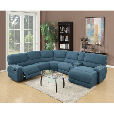 Becker Motion Home Theater Sectional