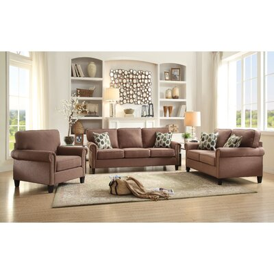 Felise Configurable Living Room Set