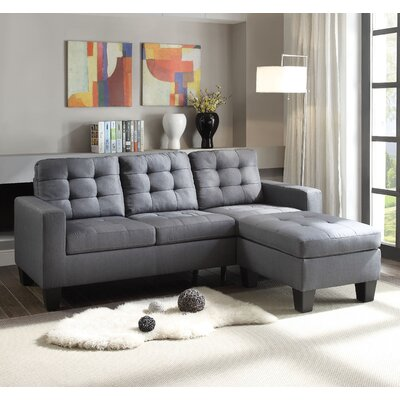 ACME Furniture 52775 Earsom Reversible Sectional