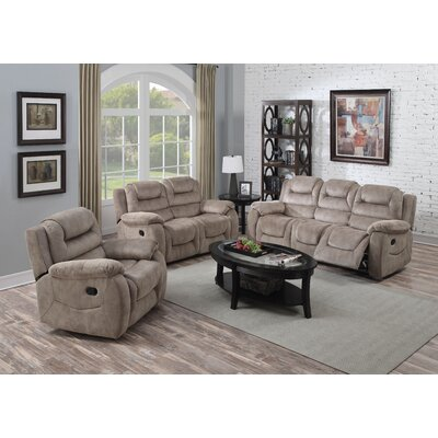 Dreka Configurable Living Room Set