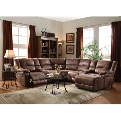 Marcellus Reclining Sectional