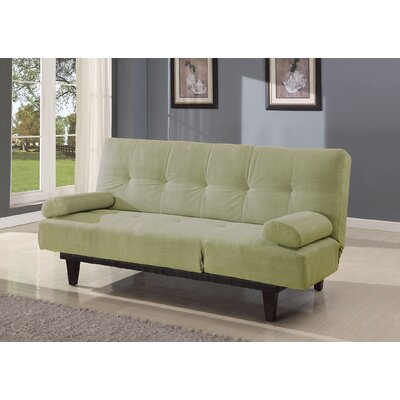 Cybil Adjustable Sofa Upholstery: Apple Green