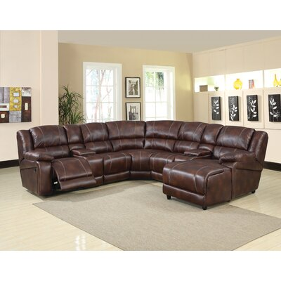 ACME Furniture 50304B Zanthe Reclining Sectional