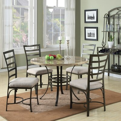 Rentchler 5 Piece Dining Set