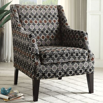 Zarate Wing back Chair
