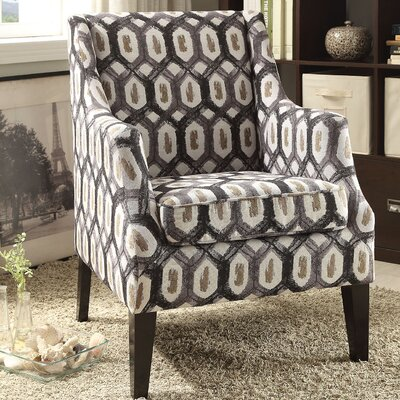 Zarate Wingback Chair