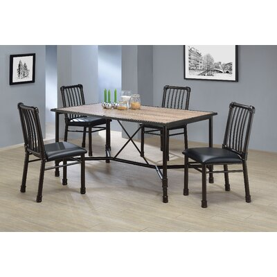 Caitlin 5 Piece Dining Set