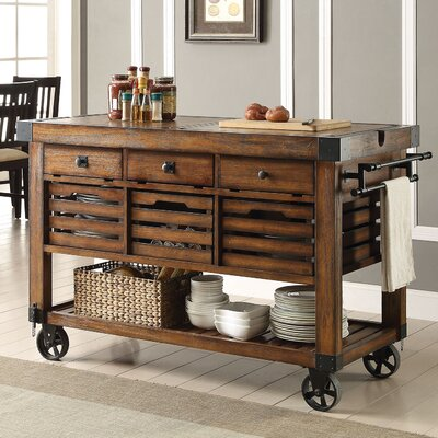 Kaif Kitchen Cart