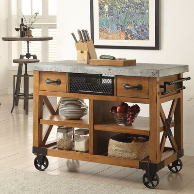 Kailey Kitchen Cart