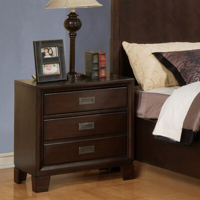 Bellwood 3 Drawer Bachelors Chest