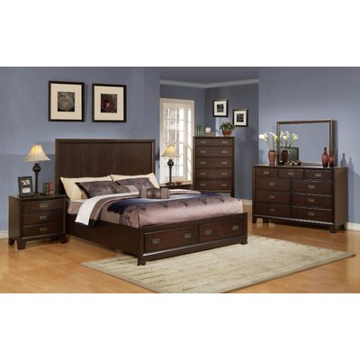 Bellwood Platform Customizable Bedroom Set