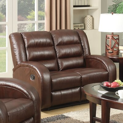 Dacey Lynn Motion Reclining Loveseat