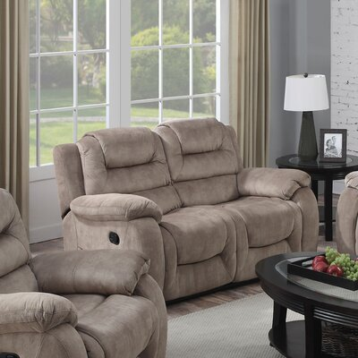 Dreka Motion Reclining Loveseat