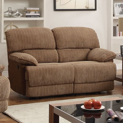 Malvern Motion Reclining Loveseat