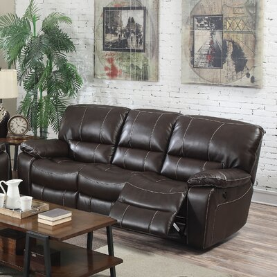 Kimberly Motion Reclining Sofa Type: Power Motion