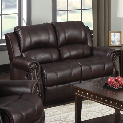 Josef Motion Reclining Loveseat