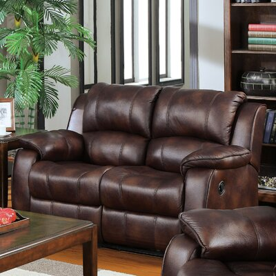 ACME Furniture 50511 Zanthe Motion Reclining Loveseat