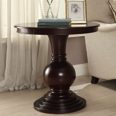 Alyx End Table Color: Espresso