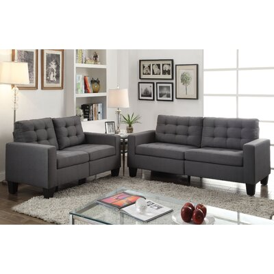 Earsom Configurable Living Room Set