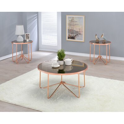 Alivia Coffee Table Set