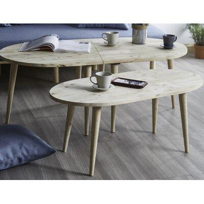 Garnet II 3 Piece Nesting Table Set