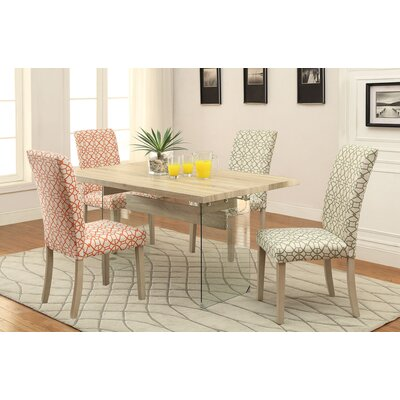 Glassden 5 Piece Dining Set