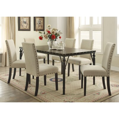 Hadas 7 Piece Dining Set