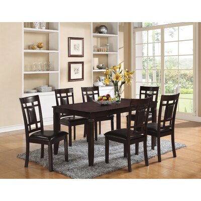 Sonata 7 Piece Dining Set