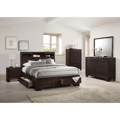 Madison ll Panel Customizable Bedroom Set