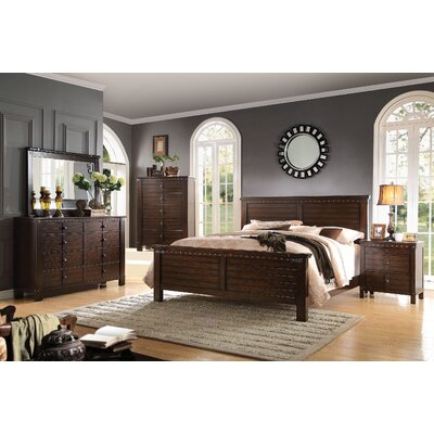 Brooklyn Panel Customizable Bedroom Set