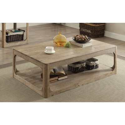 Zaina Coffee Table with Lift Top