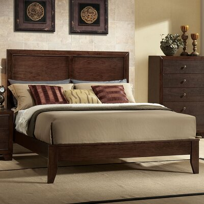 Madison Panel Bed Size: Queen