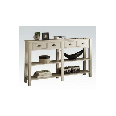 Galileo Console Table Size: 35 H x 60 W x 12 D