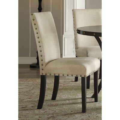 Hadas Fabric Parsons Chair
