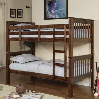 Halay Bunk Bed Size: Twin