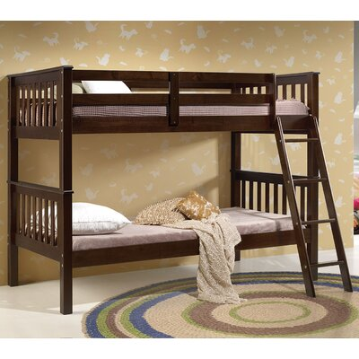 Searra Twin over Twin Bunk Bed