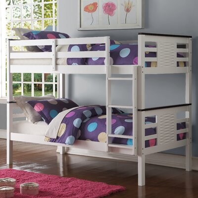 Florrie Twin over Twin Bunk Bed