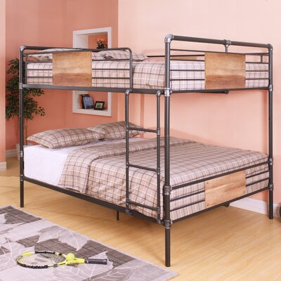 Brantley Queen Over Queen Bunk Bed
