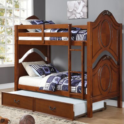 Classique Twin Over Twin Bunk Bed